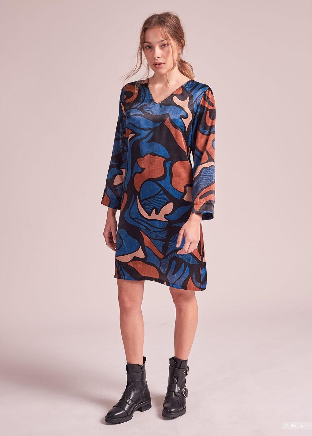 Платье LA FEE MARABOUTEE 42 французского размера