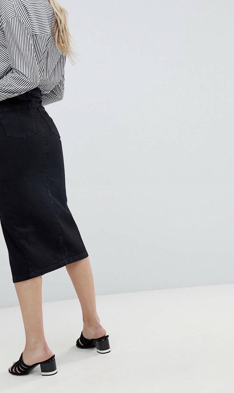 Джинсы mango и юбка asos, размер 42