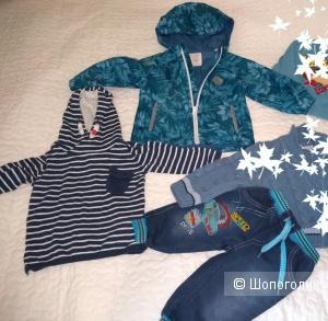 Детская одежда ZARA 12-18мес.