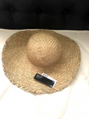 Соломенная шляпа H&M размер L