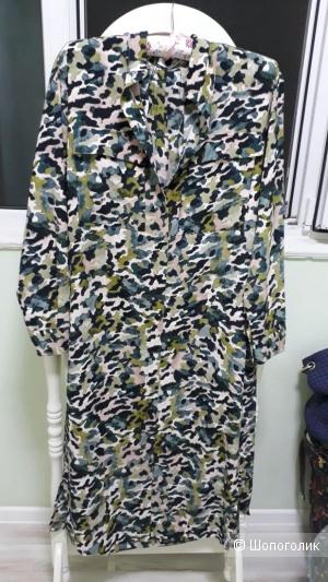 Платье рубашка Mango, 46-48