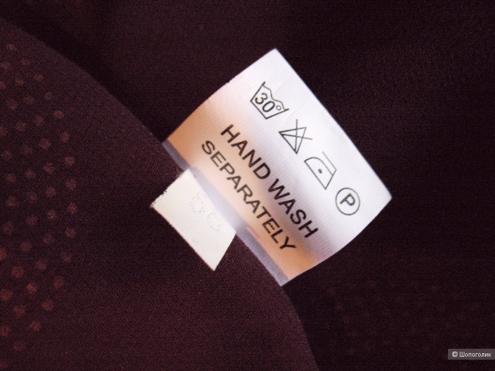 Комплект: рубашка + топ, XL (54-56 росс.)