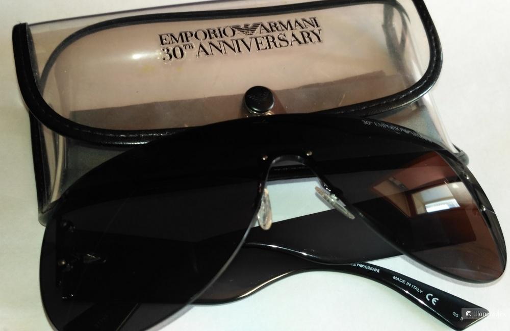 Очки солнцезащитные Armani Emporio унисекс серые