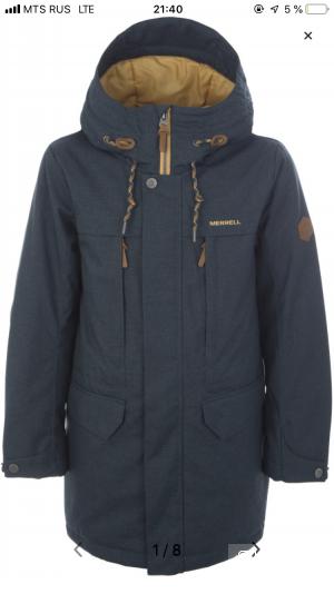 Куртка для мальчика 146 Merrell
