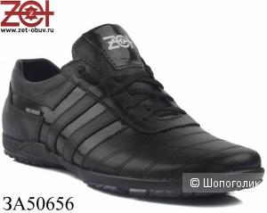 Кроссовки фирма Zet 43 размер