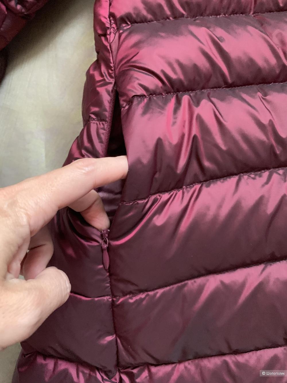 Пуховик/пуховое пальто SNOW SECRET 40 it / 40-42 рус