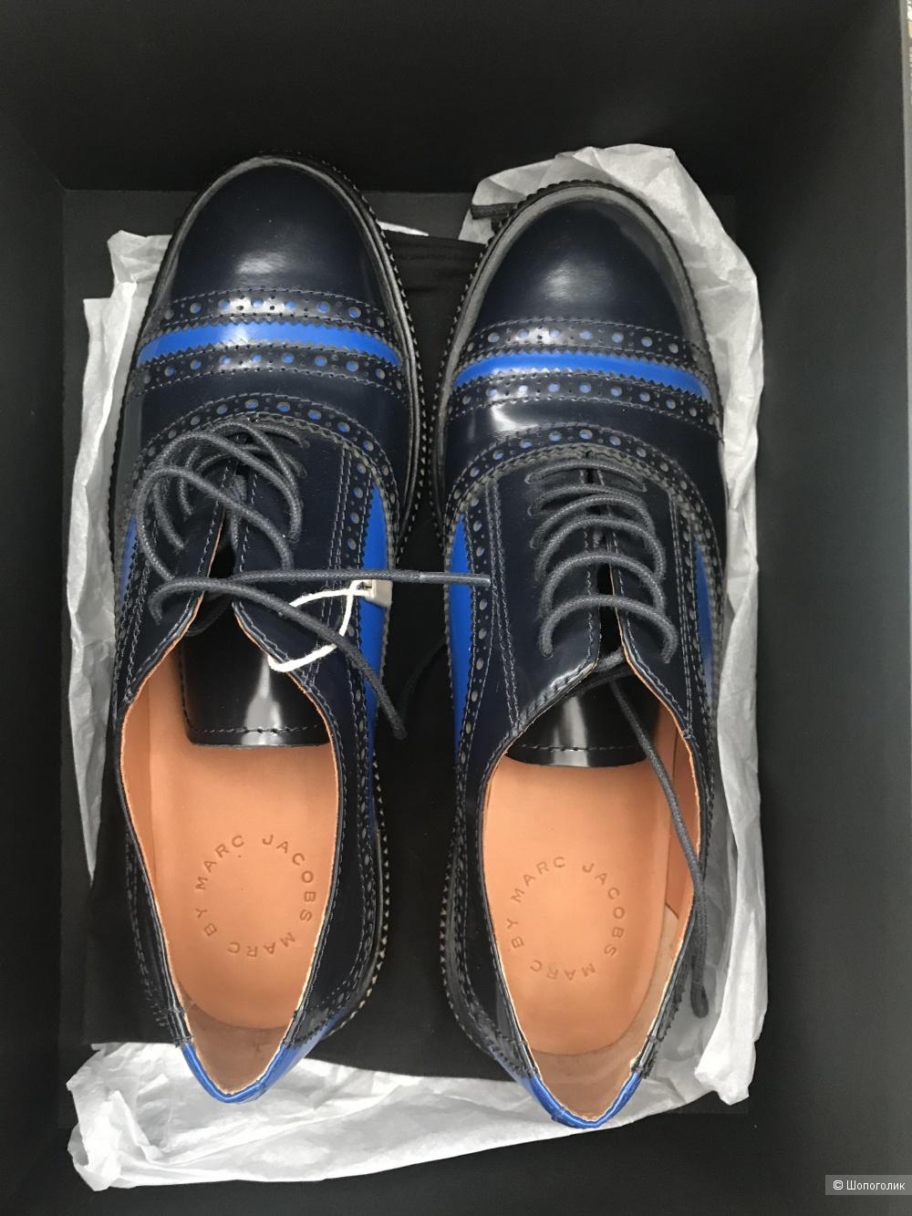 Туфли на шнуровке Marc by Marc Jacobs, р.36,5