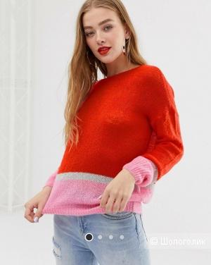Свитер пуловер от Jacqueline de Yong, р.50-54