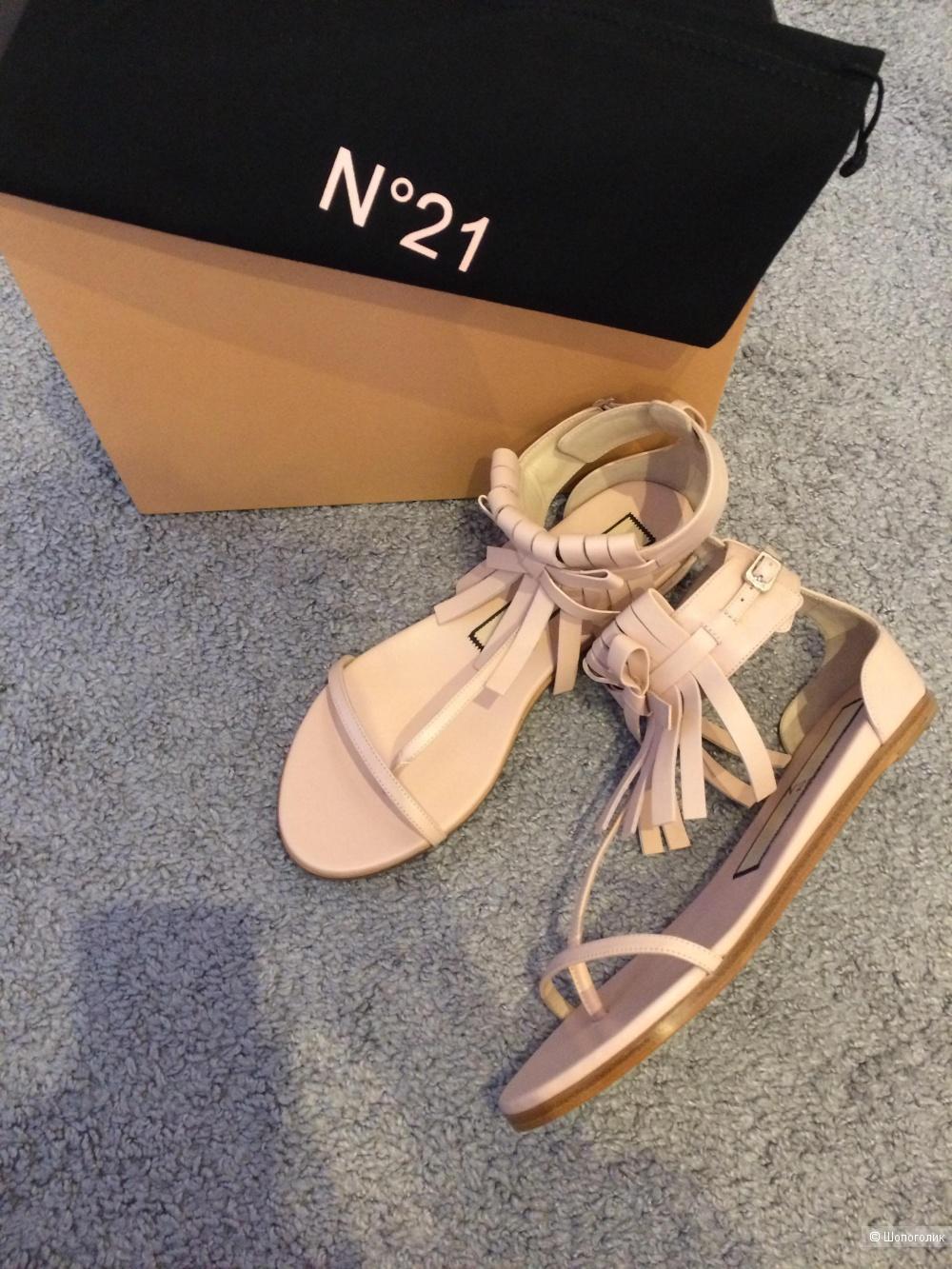 Сандали N21 размер 39