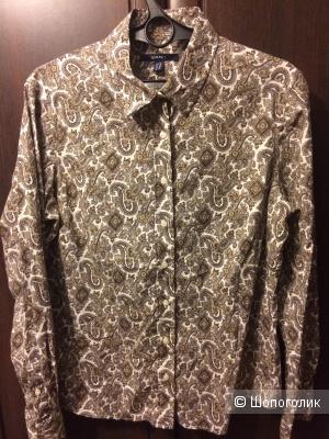 Рубашка стрейтч Gant, 52  российский, размер производителя - 48 (us 18, uk 22)