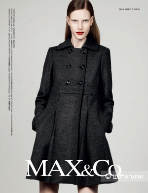 Max&Co by Max Mara плащ размер 40IT