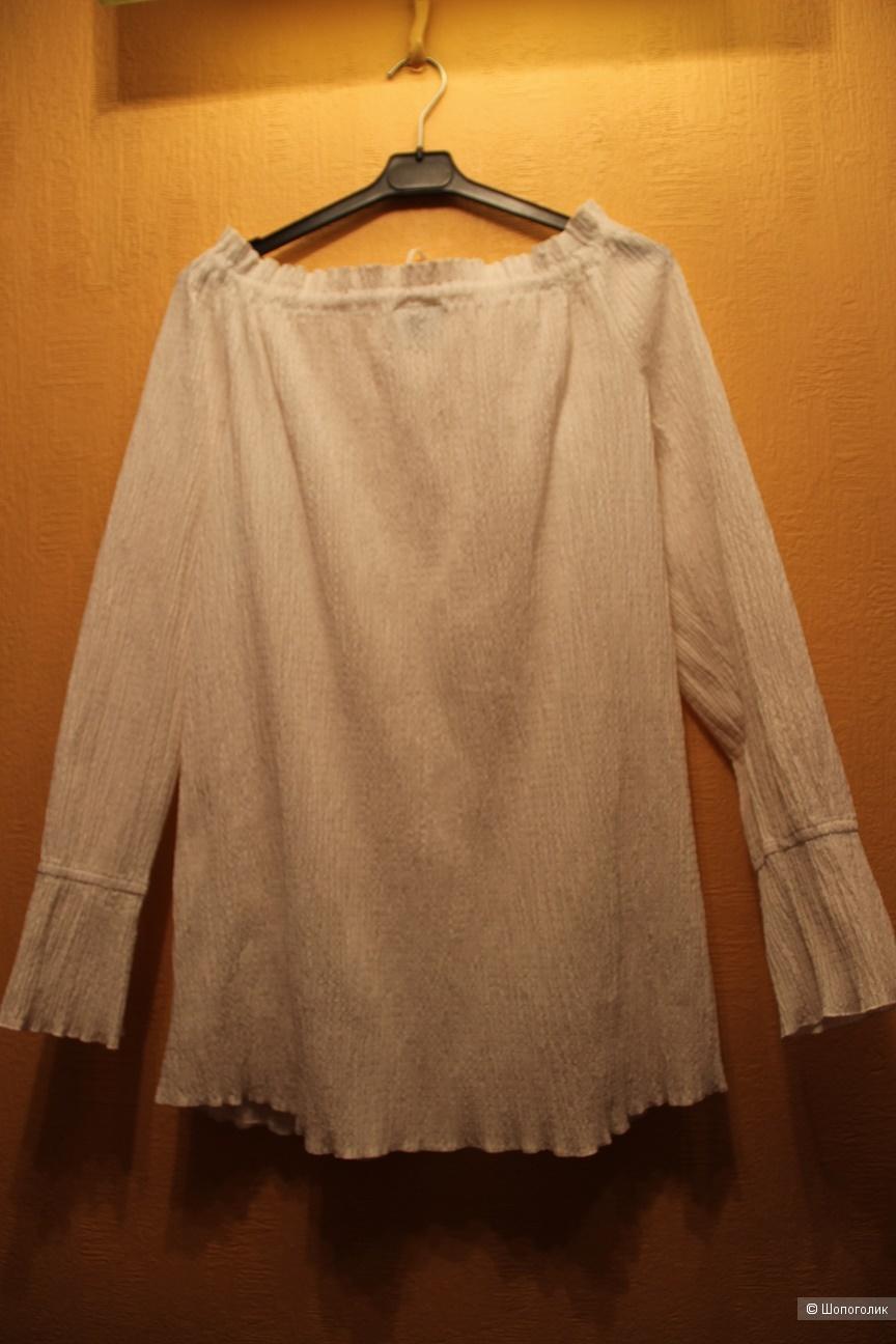 Блузка С&А, размер XXL, на наш 52-56