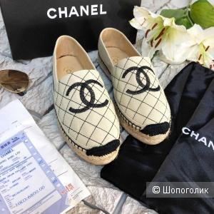Эспадрильи Chanel 36/37/38 размер