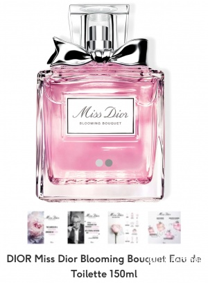 Miss Dior Blooming Bouquet eau de toilette 150ml