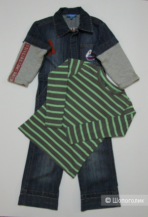 Комплект детских вещей на 3-4 года, рост 104/105