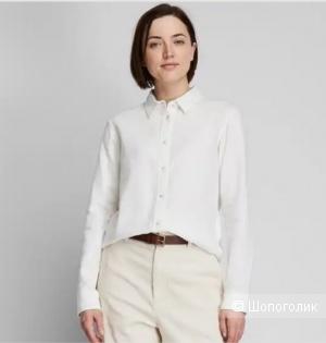 Рубашка фланелевая Uniqlo, XS