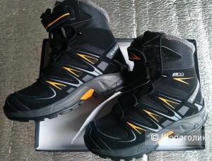 Зимние ботинки Salomon 30 размер