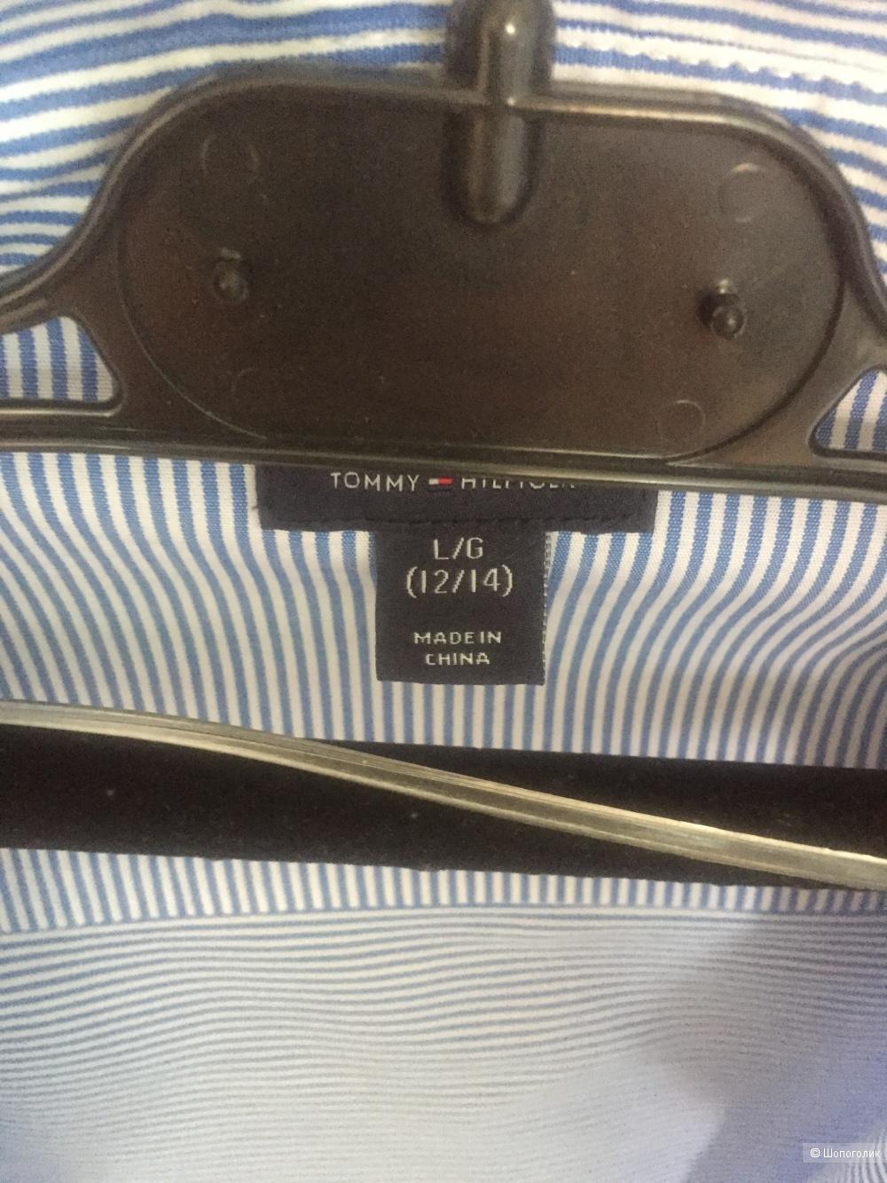 Рубашка ф. Tommy Hilfiger 12/14 (L/G)