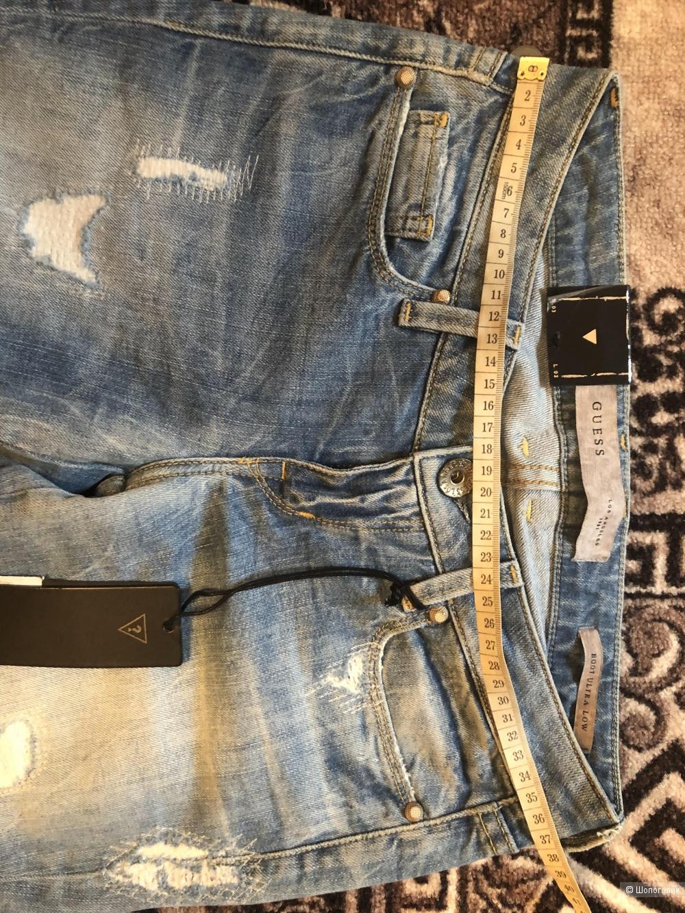 Новые джинсы Guess размер 26