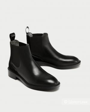 Ботинки челси ZARA WOMAN размер 37