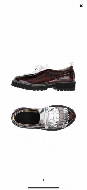 Обувь на шнуровке Le Qarant, 38 размер