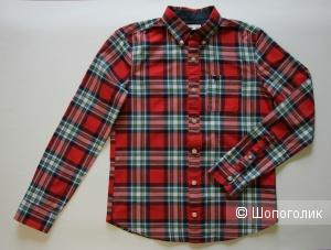 Рубашка Abercrombie на 13-14 лет, размер М
