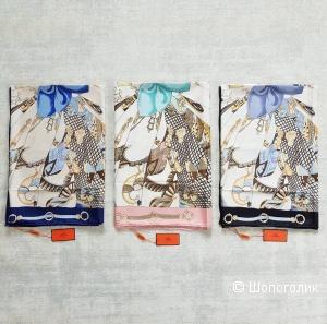 Платок Hermès 85х85 см