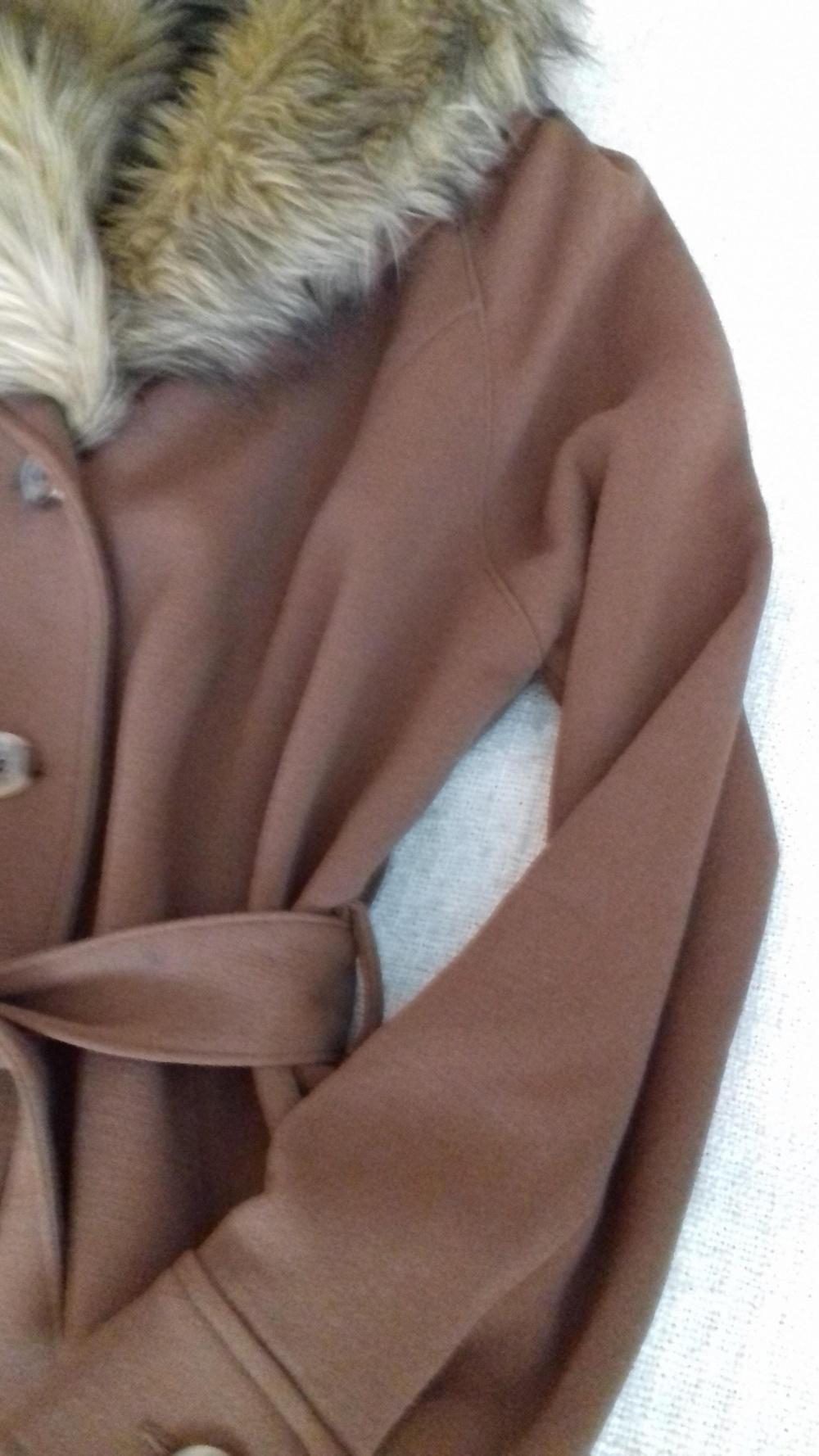Пальто Nu Lu, на 46-48 размер