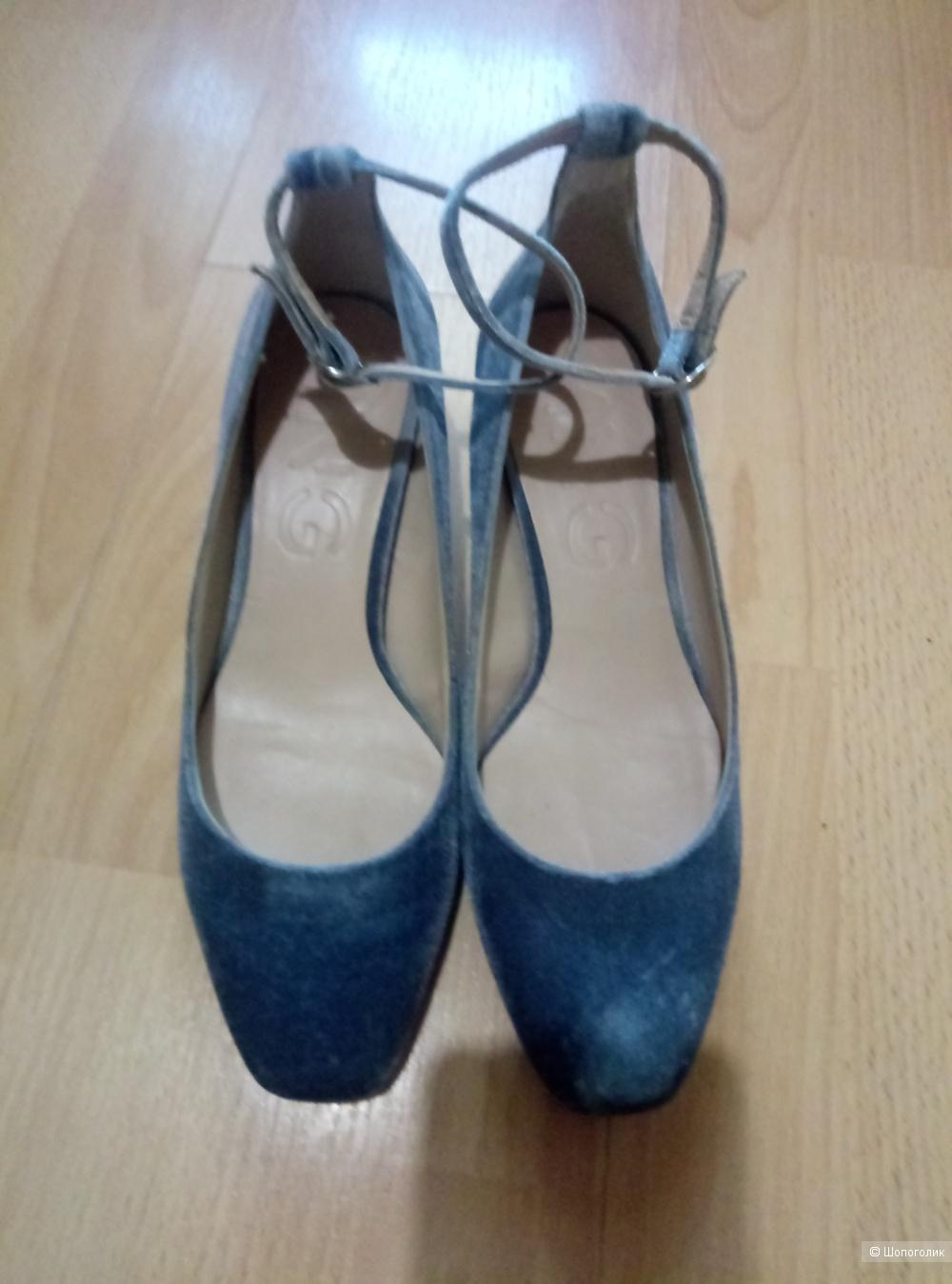 Туфли Mango,  37 размер