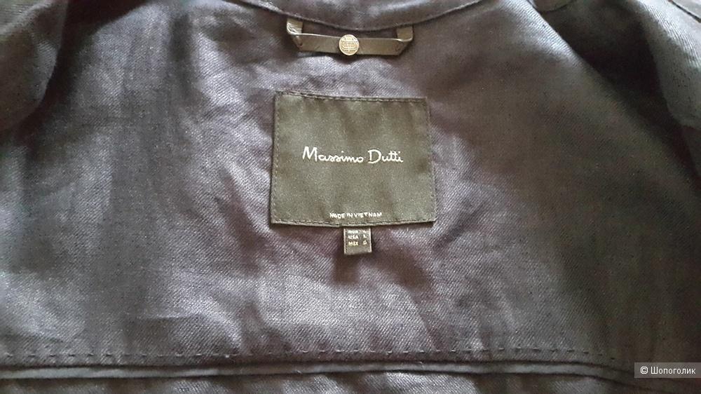 Бомбер-куртка M-L Massimo Dutti