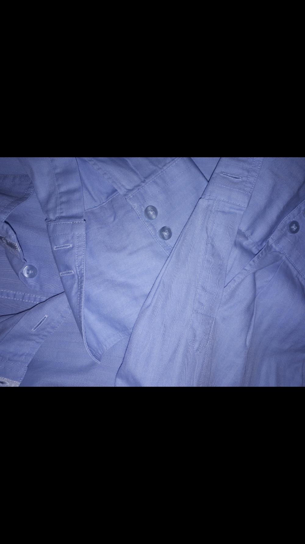 Рубашка eterna 50 р-р