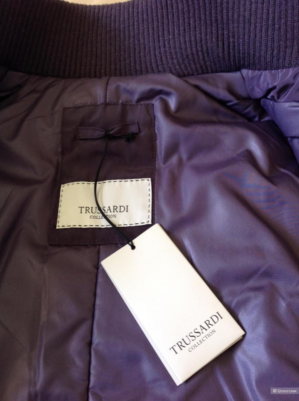 Куртка жакет Trussardi, размер XL, на 46-48-50