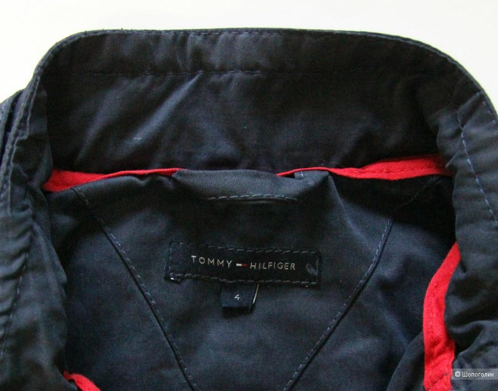 Куртка Tommy Hilfiger на 4-6 лет