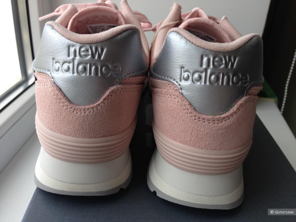 Кроссовки NEW BALANCE размер 38, US 7,5.