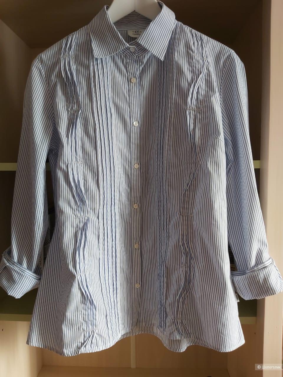Рубашка   CERRUTI,  размер   M - L