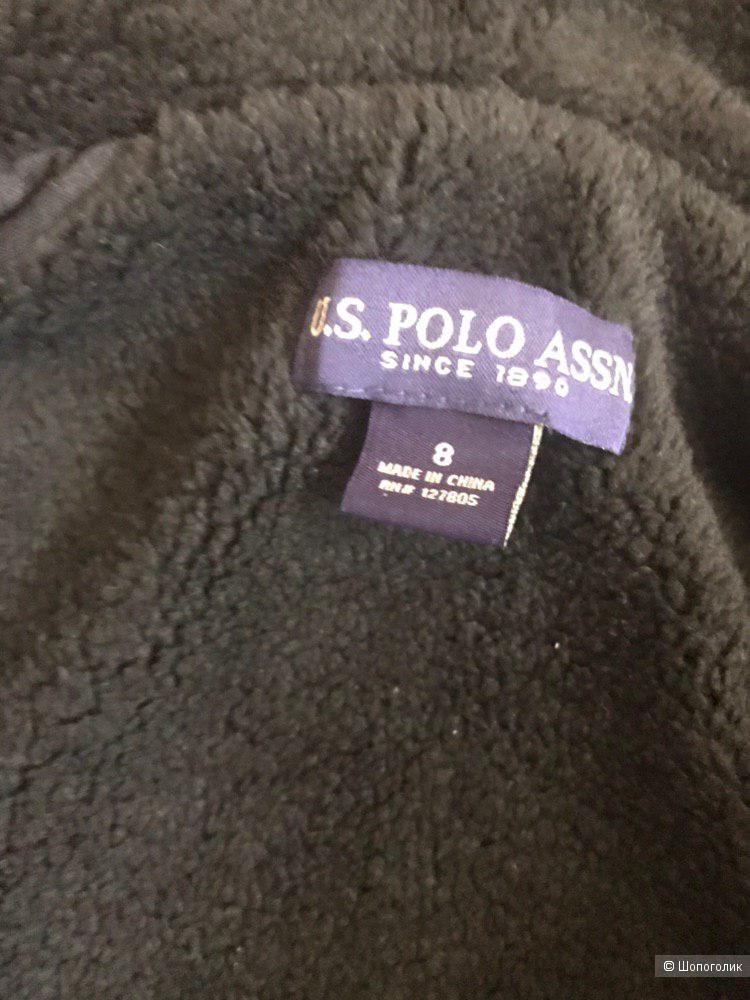 Толстовка US Polo Assn на мальчика 8 лет