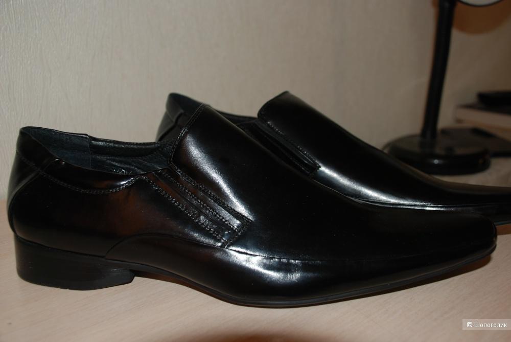 Туфли фирма  Woking  размер 43