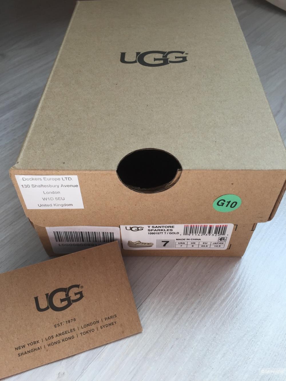 Босоножки Ugg, размер 23.5