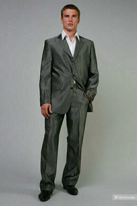 Мужской костюм Forremann размер 52