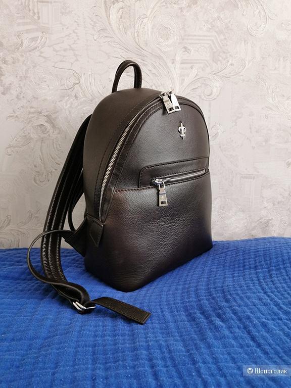 Кожаный рюкзак no name