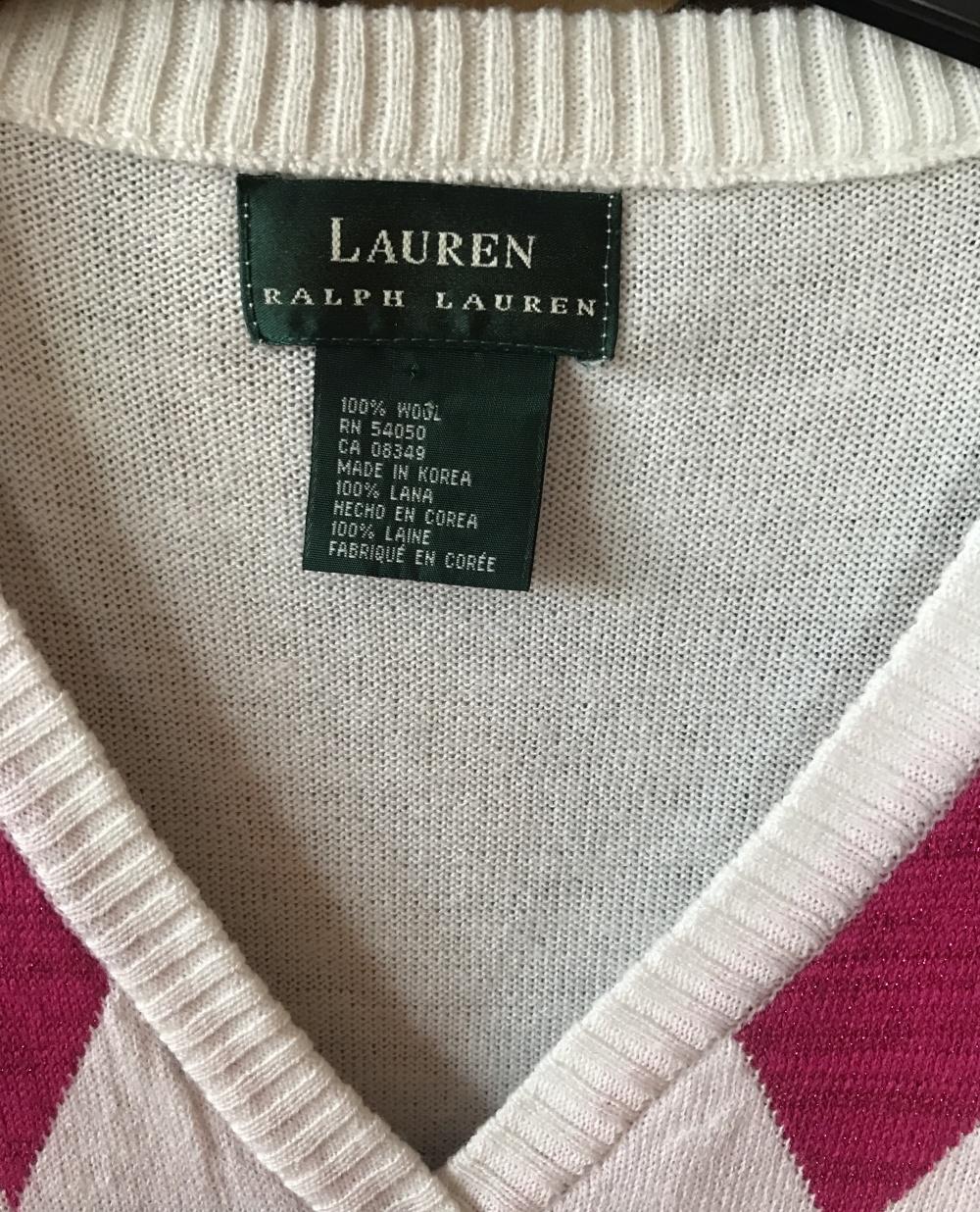 Кардиган Ralph Lauren размер М