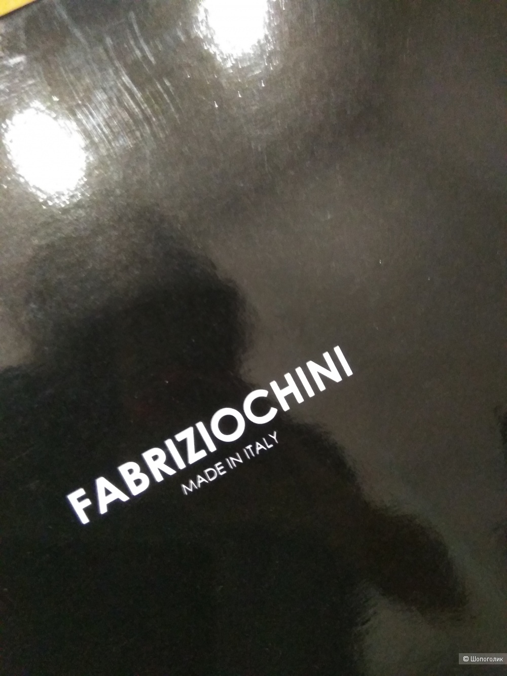 Сапоги Ботфорты Fabriziochini Италия 36-36.5 размер