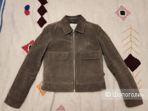 Замшевая куртка Mango XS-S