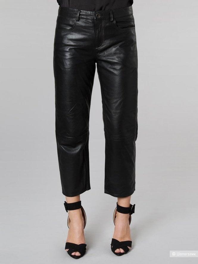 Кожаные брюки Muubaa 50 размера