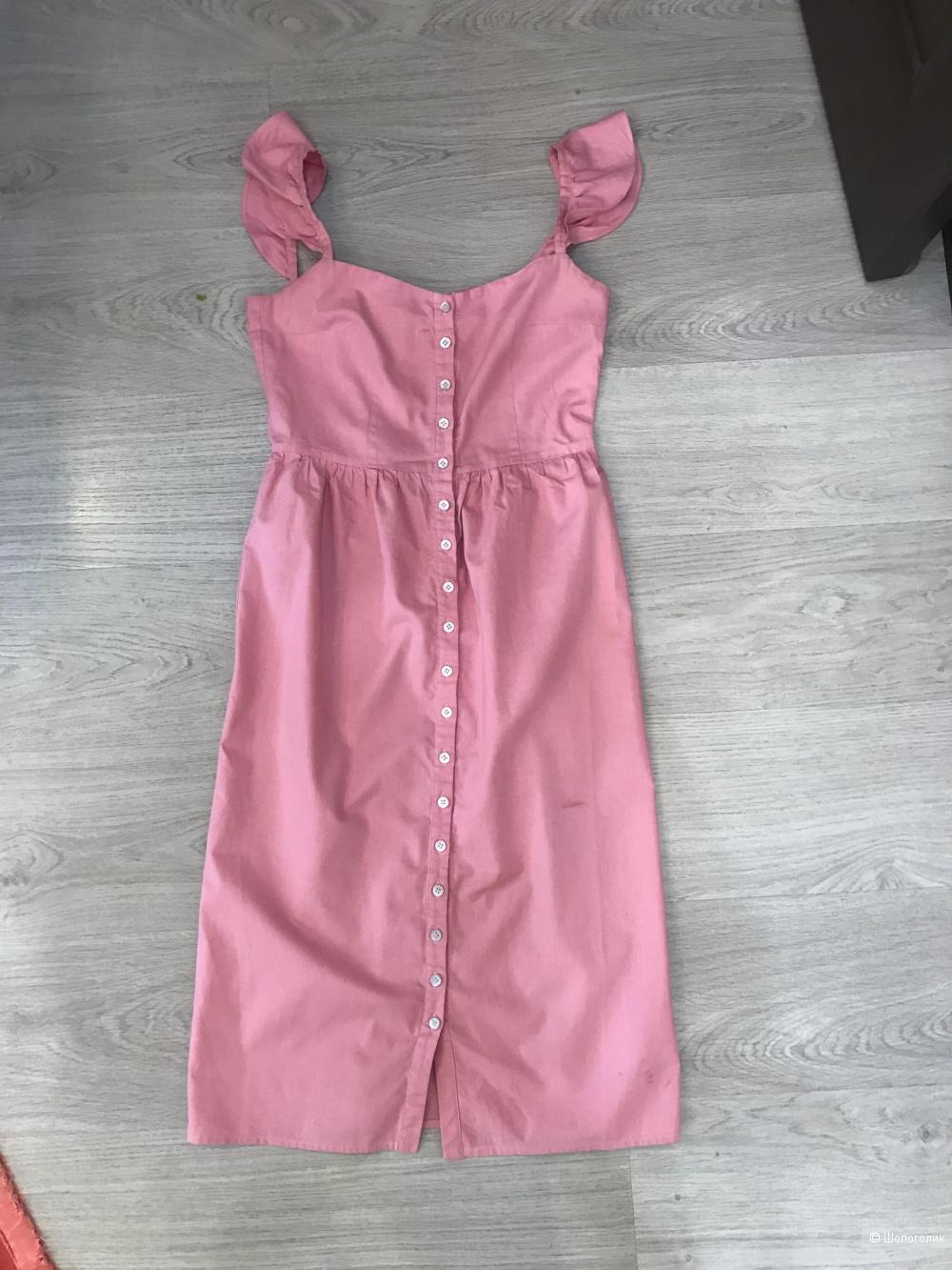 Хлопковое платье Berry Room, размер S