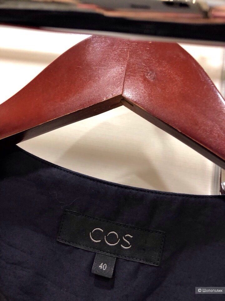 Рубашка  COS.  Размер .44-46-48.