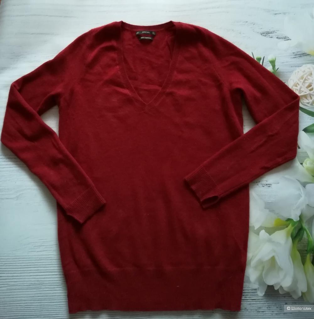Джемпер Zara knit, размер s/m