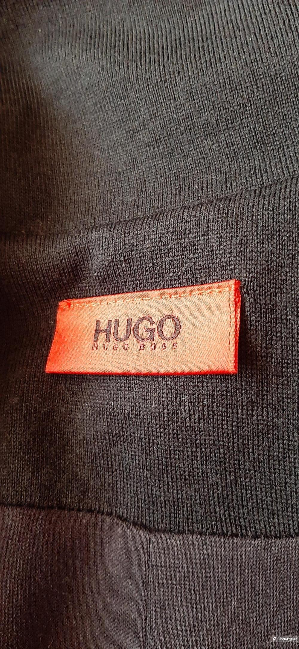 Трикотажный жакет Hugo Boss, S-М