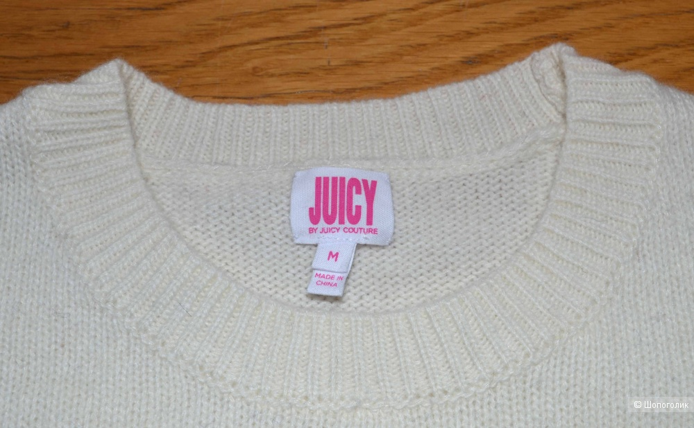 Свитер Juicy Couture, размер М (росс. 46-й)
