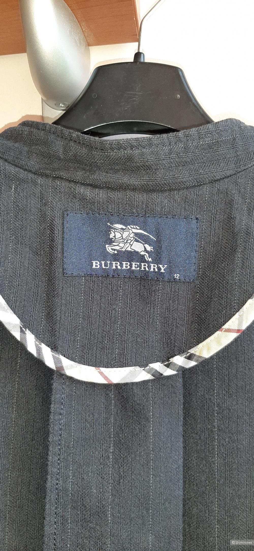 Пиджак Burberry, 12 лет